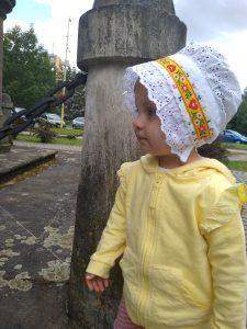 Madeirový čepiec pre deti