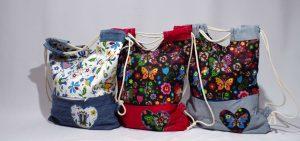 Batohy a tašky od Kleboshi